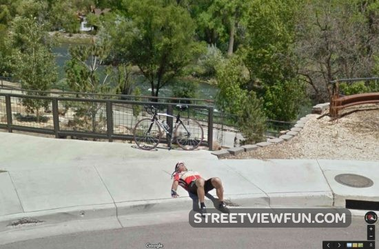 colorado-hills-bicycle-street-view
