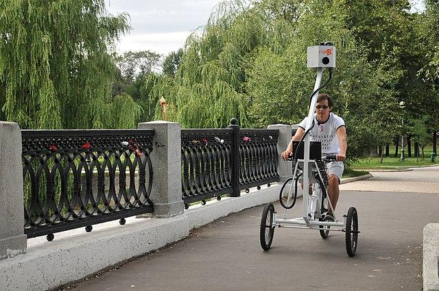 Yandex bike