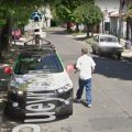 Google Street View driver guy