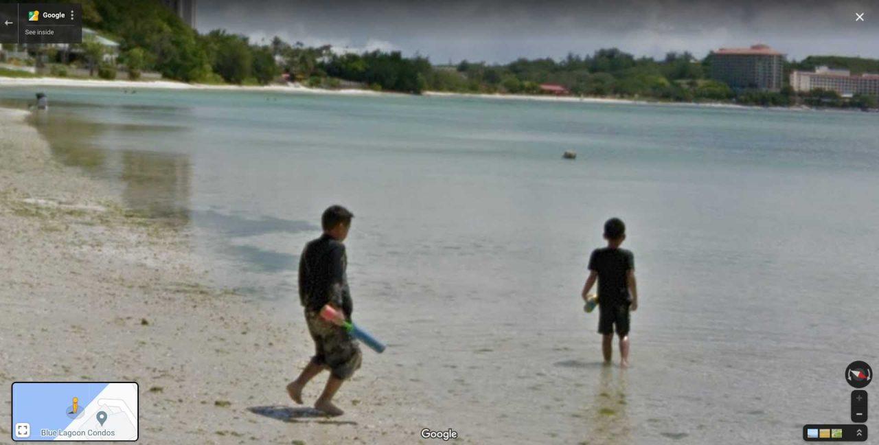 Guam playing